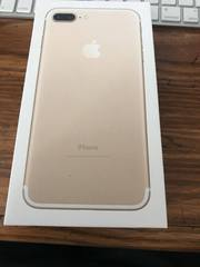 Original And Brand New Apple iphone 7plus Up for sale