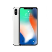 Apple iPhone X 256GB Silver Unlocked Phone yu