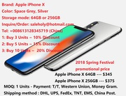 buy Apple iPhone X 256GB Space Gray-New-Original,