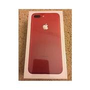 Apple iPhone 7 Plus RED 128GB Unlocked Phone yyy