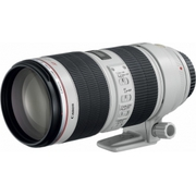 Canon - EF 70-200mm f/2.8L IS II USM Telephoto Zoom Lens